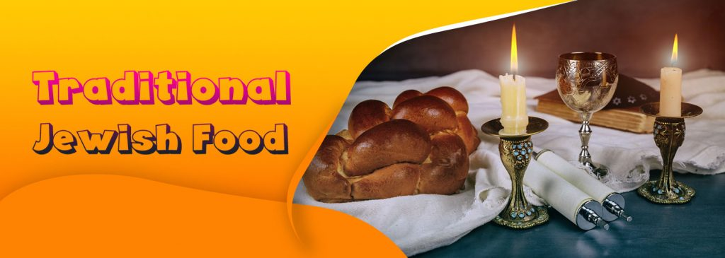 News and updates about Traditional Jewish food
